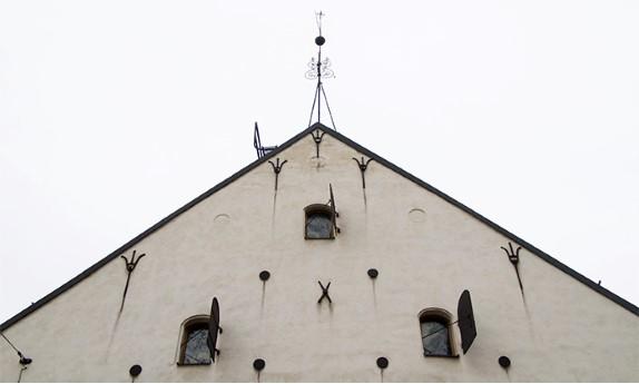 scenkonstmuseet, fasad