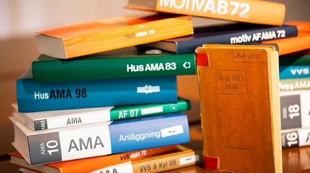 AMA har funnits i 70 år.