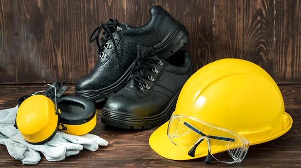 personlig-skyddsutrustninghjalp-horselskydd-ogonskydd-handskar