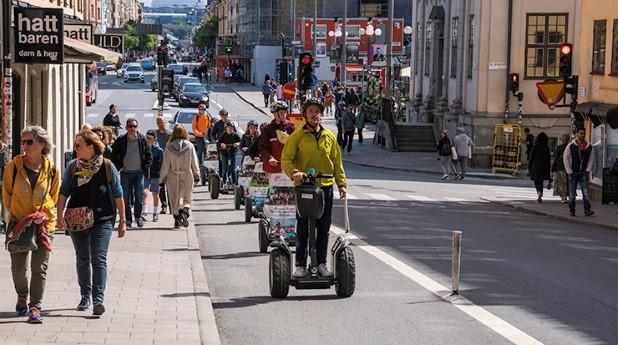 Mätare med 3D-sensorer kan skilja på gångtrafikanter, cyklar och andra fordon.