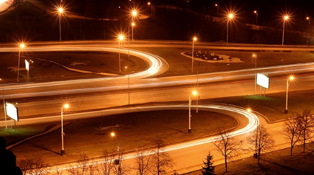 459421-traffic-on-night-road-junction
