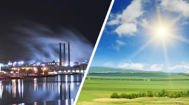 Industri och klimat