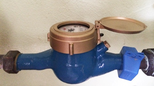 Vattenmätare