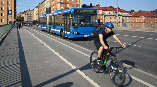 Klimatklivet kan ge fler cykelbanor