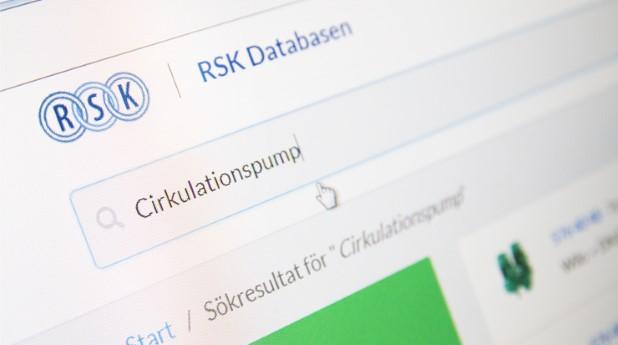 RSK-databasen