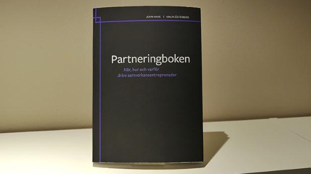 Partneringboken. När, hur och varför drivs samverkansentreprenader.