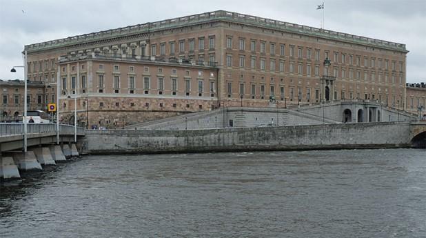 Vägledning statliga byggnadsminnen, Stockholms-slott