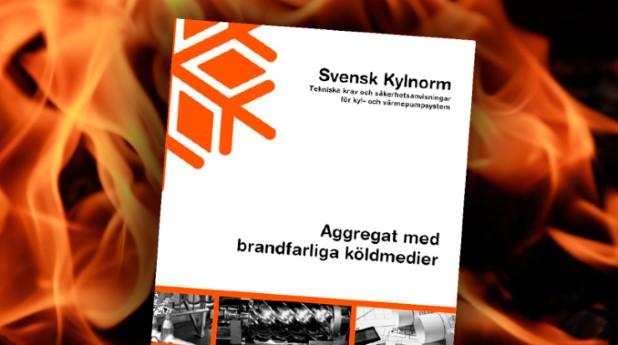 Svensk Kylnorm - Aggregat med brandfarliga köldmedier