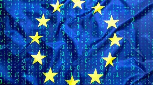 21029981-binary-code-with-european-union-flag