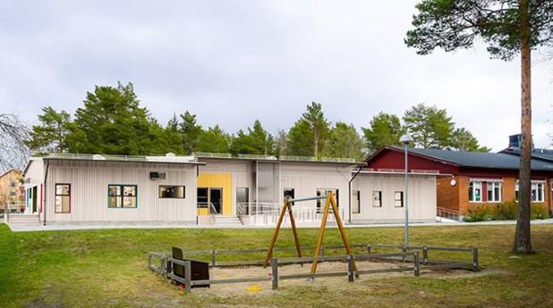 modulförskola