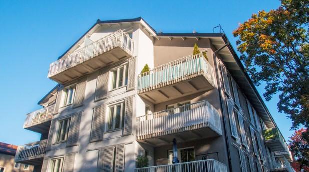 Stockholmshems första lågenergihus