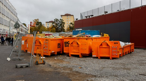 avfallscontainer-bygge