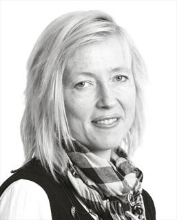 porträtt Charlotte Hauksson