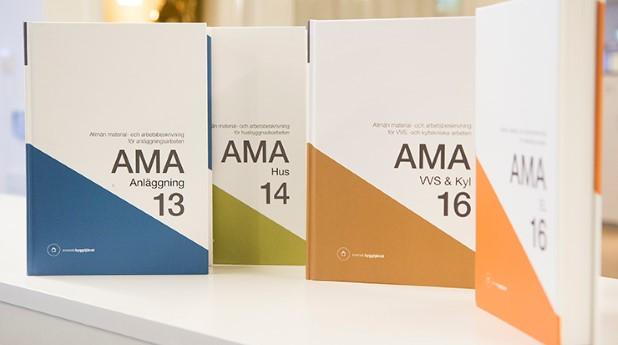 Det nya numret av AMA-nytt innehåller mycket information för den som använder AMA.