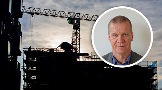 Nybyggnation av flerbostadshus och Per Kempe