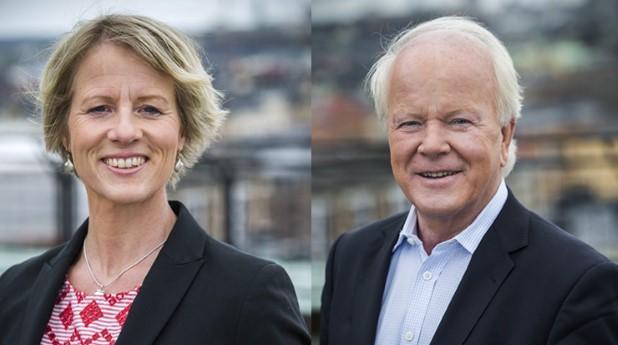 Kommittén för modernare byggregler, Kurt Eliasson, Anna Sander