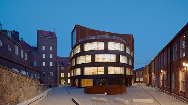 Nya arkitekturskolan på KTH