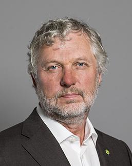 Peter Eriksson, bostads- och digitaliseringsminister