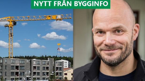 Bygginfo, Lars Kaiser