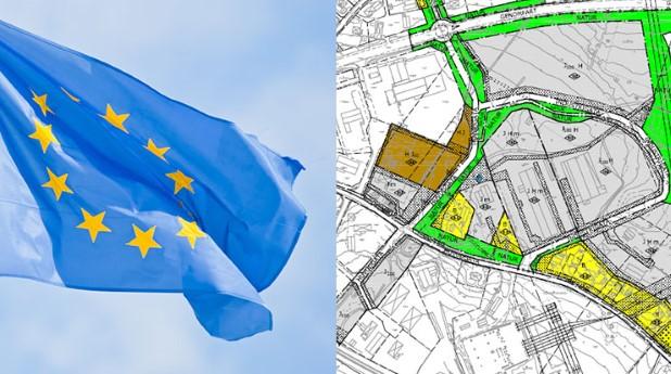 EU, detaljplan