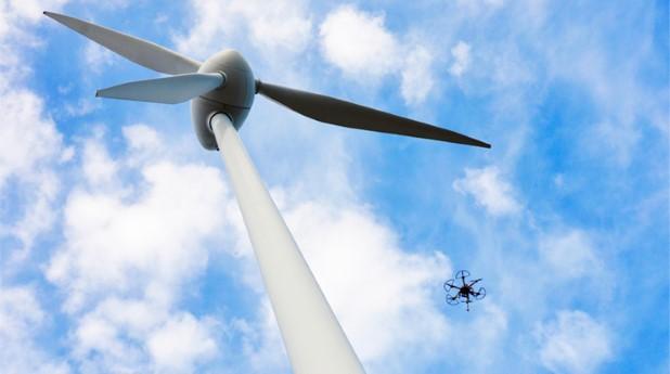 dronare_vindkraftverk