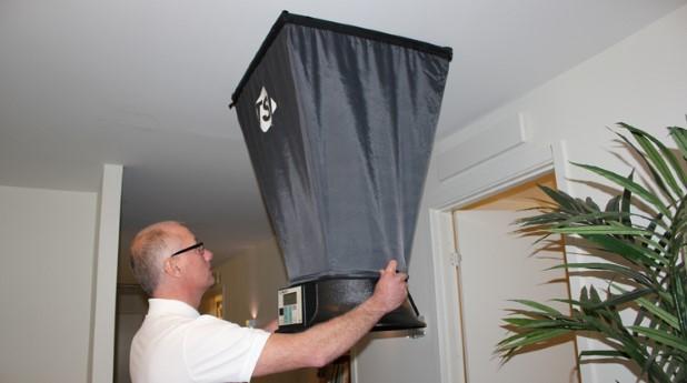 Ventilationskontroll