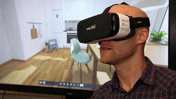 virtuell visning