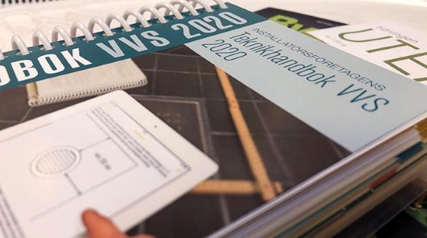 Teknikhandbok VVS 2020