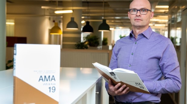 Martin Brunnkvist, Svensk Byggtjänst