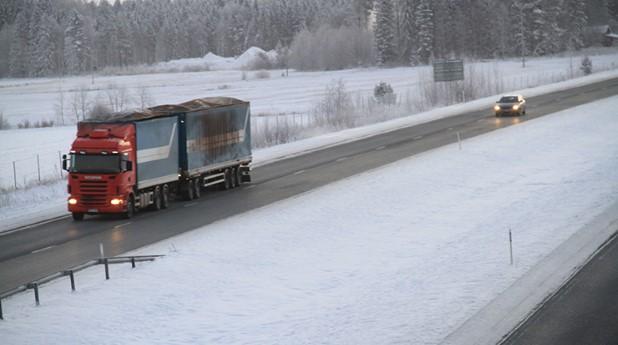 lastbil-vinter