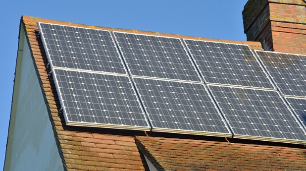 4233484-solar-panels-of-roof
