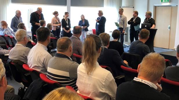 Fastighetsbranschens energidag 2017 i Stockholm