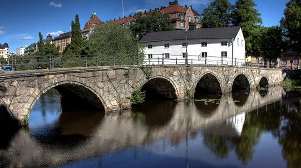 Örebro, bro