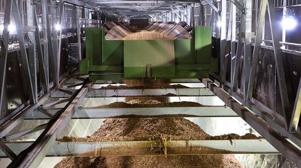 Biokraftvärmeverk