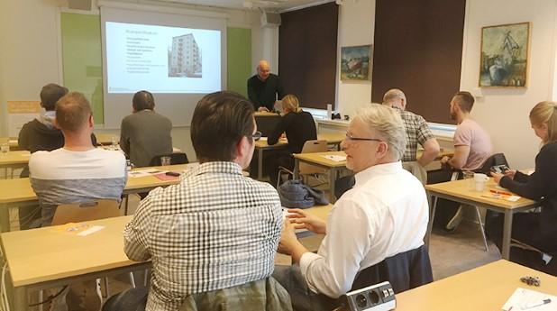 Kurs om upphandling i Gävle
