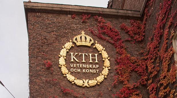 Tegelfasad KTH med emblem_sten-ake-stenberg_740x413