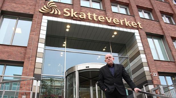 Conny Svensson, Skatteverket