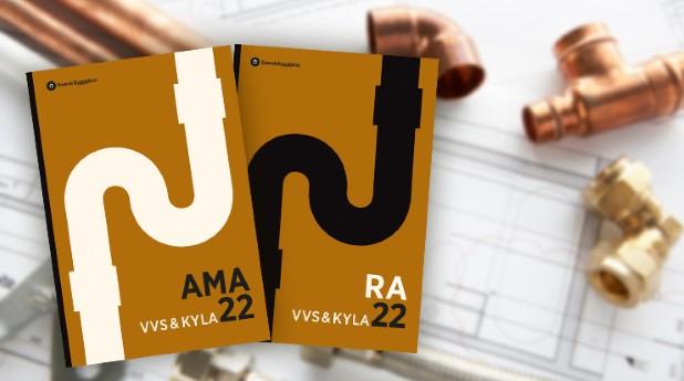 AMA VVS & Kyla 22 och RA VVS & Kyla 22