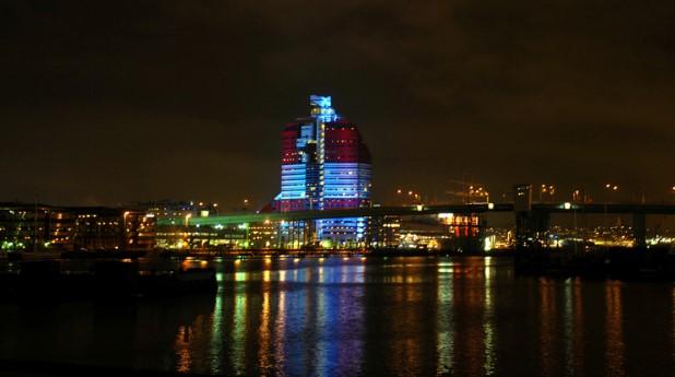 Göteborg på natten