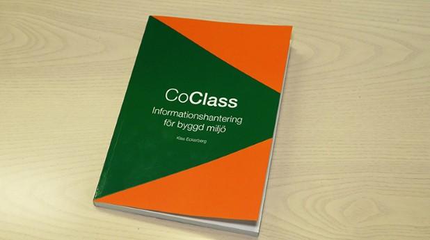 CoClass är utformat för hantering av information över hela livscykeln, för all byggd miljö.