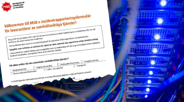 incidentrapportering