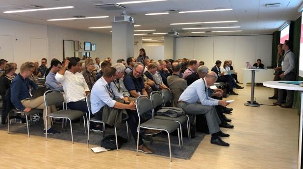 Boverkets seminarium om skärpta energikrav den 3 september 2019