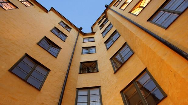 Hus i Stockholm