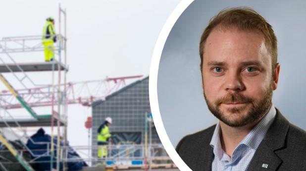 Erik Haara, löneansvar, entreprenadkedjor, Glasbranschföreningen