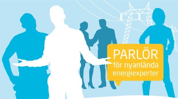 Parlör för nyanlända energiexperter