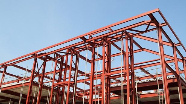 stål, stålkonstruktion