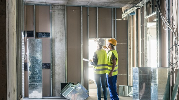 jämställd byggprocess