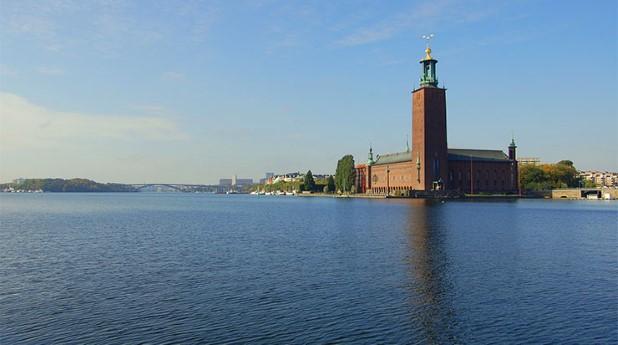 Sök pengar för energieffektivisering av kulturhiistoriskt värdefull bebyggelse, Stadshuset.