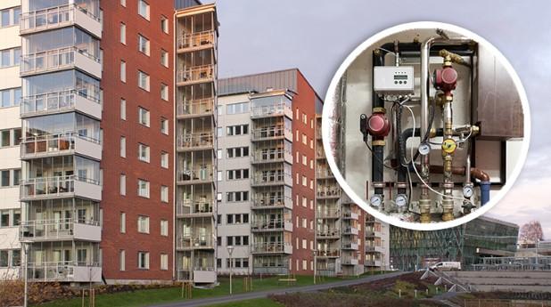 Energimätningar i flerbostadshus
