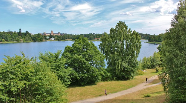 Miljö, utemiljö, Brunnsvik, miljökvalitetsmål, Naturvårdsverket